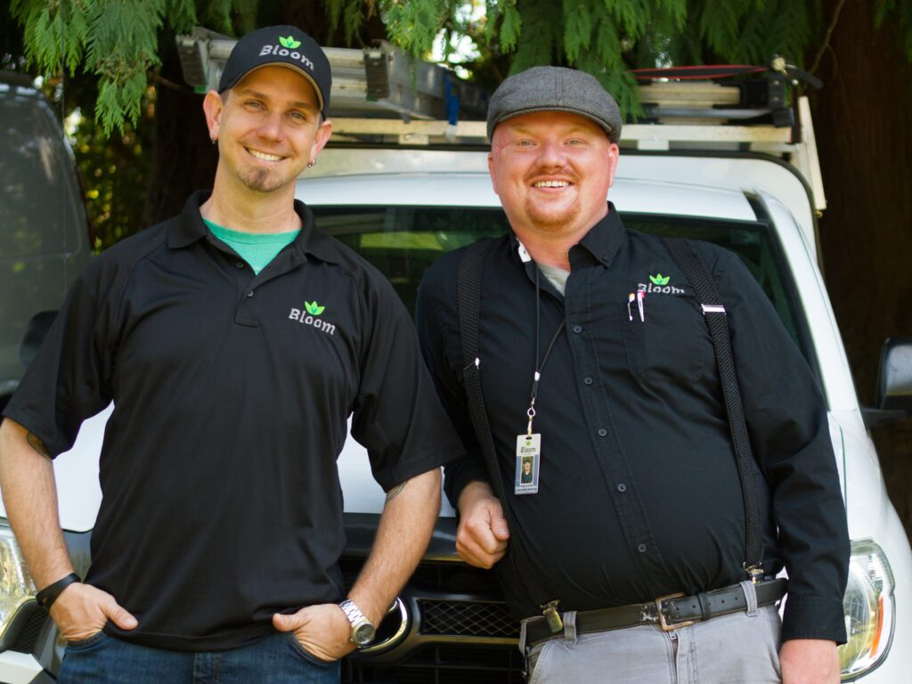 bloom crawl space services, bloom pest control, bloom home services